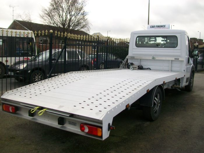 Fiat Ducato 2.3 Recovery Recovery Diesel White